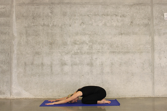 陰瑜珈主要放鬆哪些身體部位?