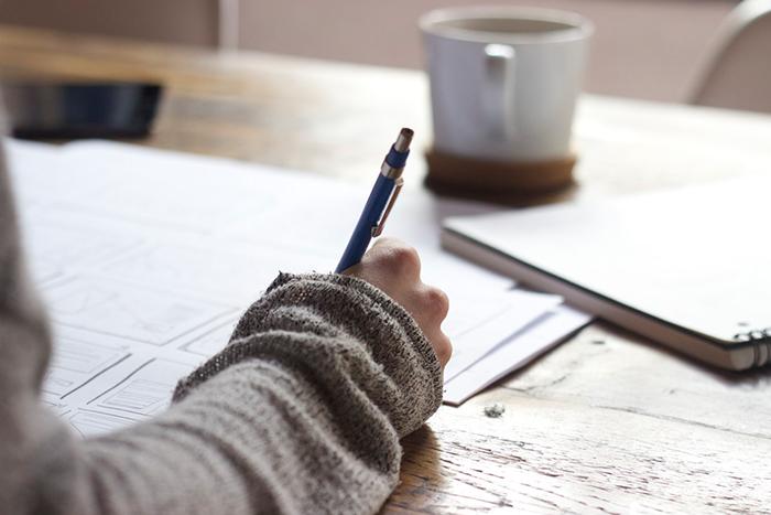 5招對抗焦慮-寫下令自己焦慮的事