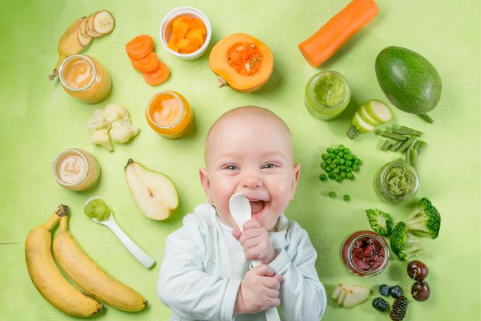 副食品怎麼吃?營養均衡