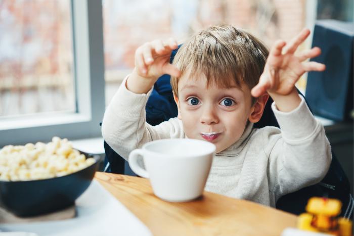 穩定孩子免疫力飲食