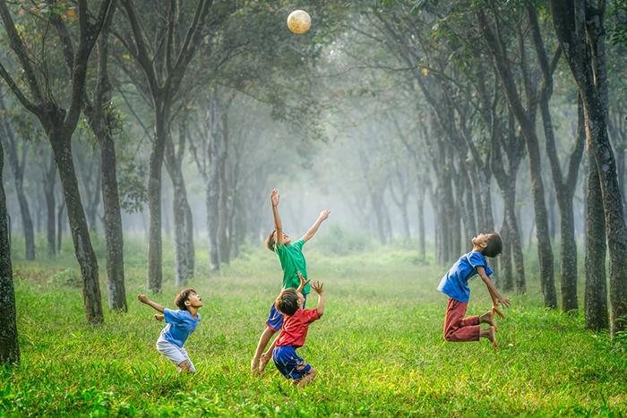 運動對孩子的好處-幫助大腦發育