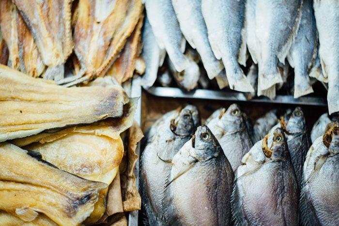 小魚乾可以補鈣