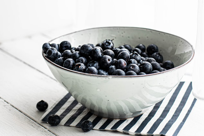 提升記憶力食物-藍莓