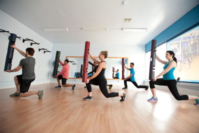 ViPR訓練的動作相當多樣化,有顯著的減肥效果。