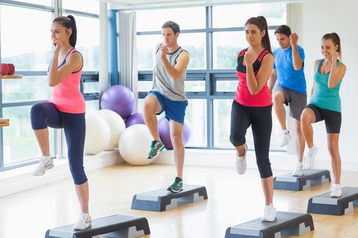 心肺 階梯踏板 提升心肺功能 體力變好 耐力增加