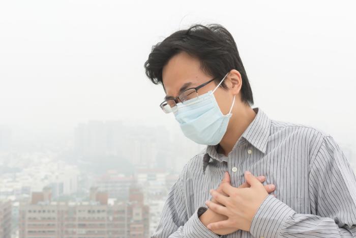 空汙會引起心血管疾病
