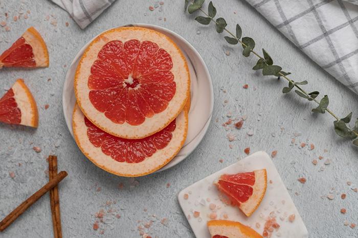 增強免疫力食物-柑橘類