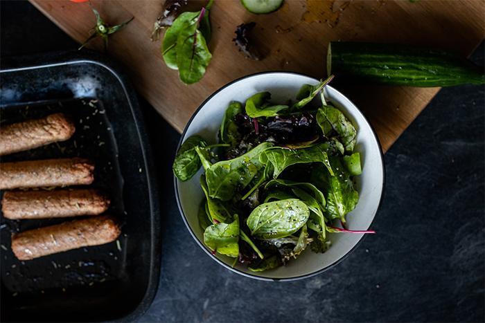 增強免疫力食物-菠菜