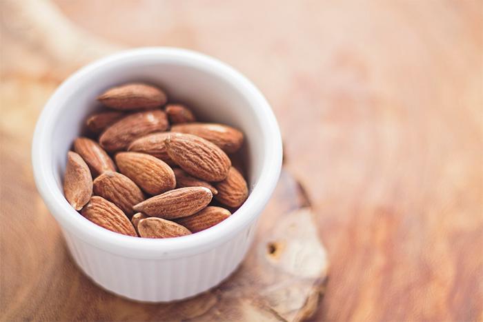 增強免疫力食物-堅果
