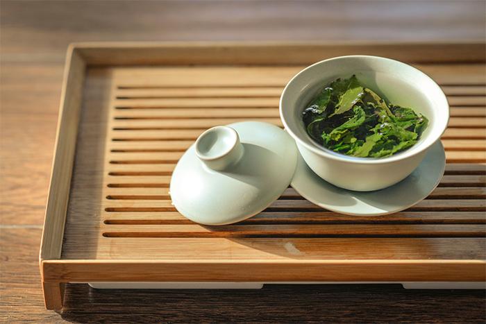 增強免疫力食物-綠茶