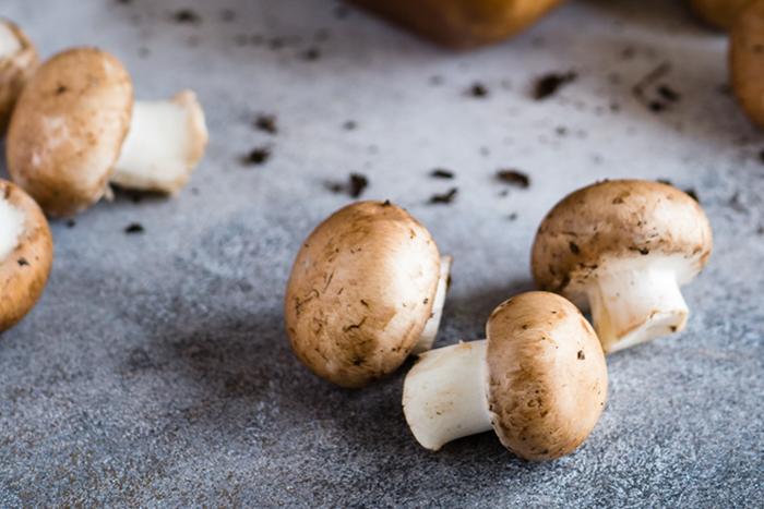 增強免疫力食物-蘑菇