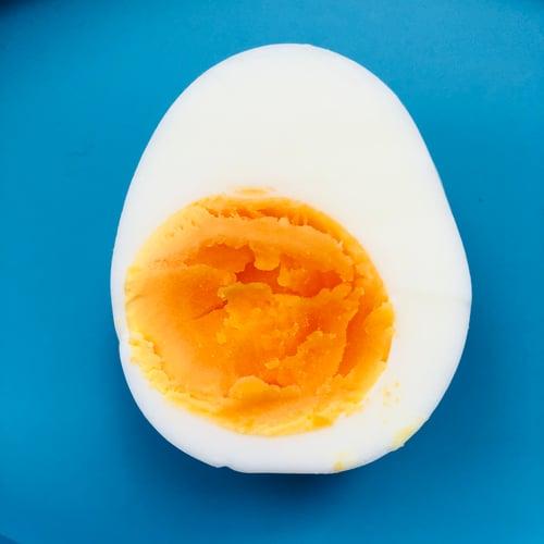 悶6分鐘水煮蛋會7分熟