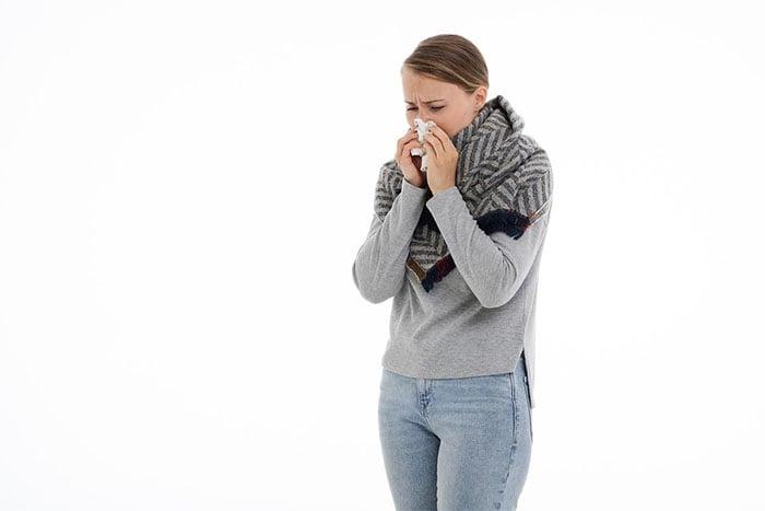 想改善睡覺口水 先改善鼻塞問題
