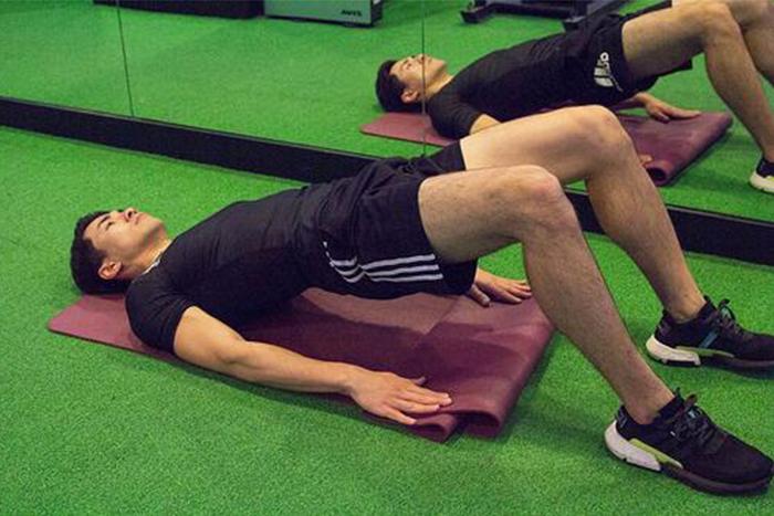 居家瘦腿的肌力訓練-大腿後側