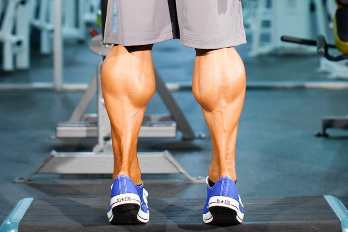 運動造成小腿肌肉僵硬