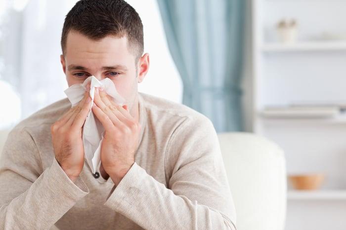 常熬夜 感冒 流鼻水 免疫力變差