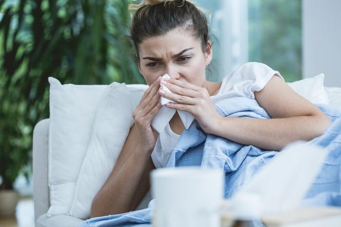 感冒 流鼻水 感冒患者 不適合洗冷水澡