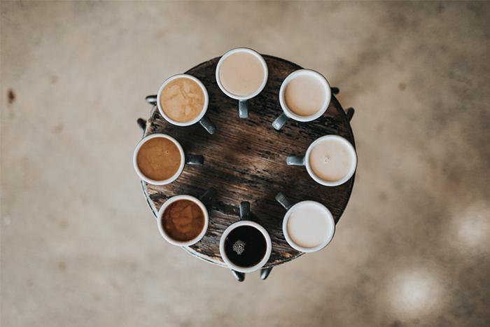 越吃越Blue食物-咖啡