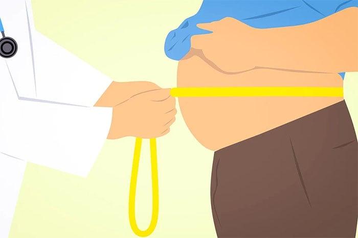 控制腰圍可以改善性功能障礙