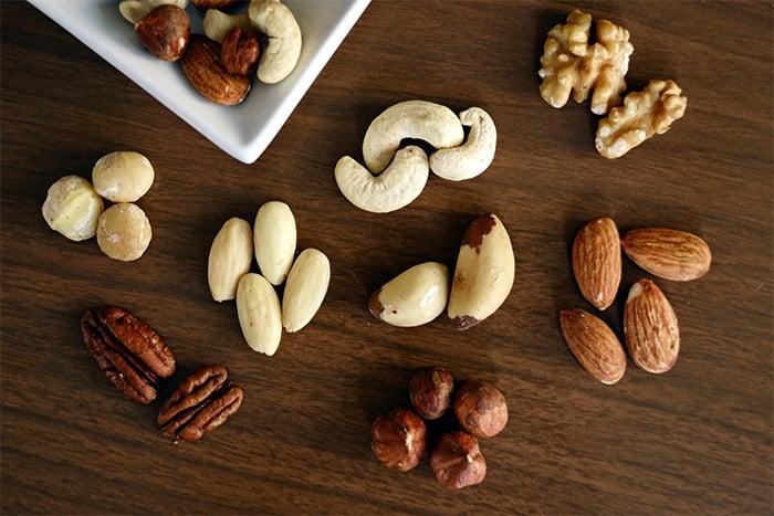 提升免疫力食材堅果