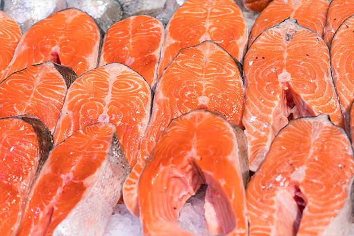 提升免疫力食材鮭魚