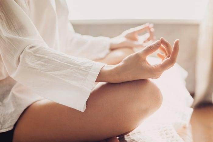 放鬆訓練 可幫助緩和緊張情緒