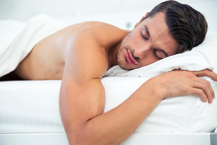 肌肉是在「休息時間」開始成長