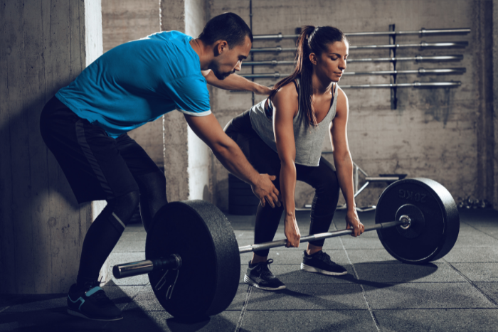健身3階段 上教練課頻率不一樣-維持階段