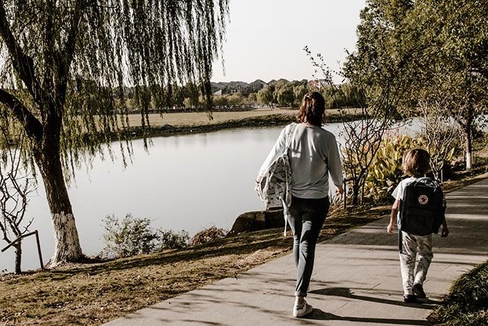 散步 走路 慢跑 花77分鐘消耗1顆肉粽的熱量