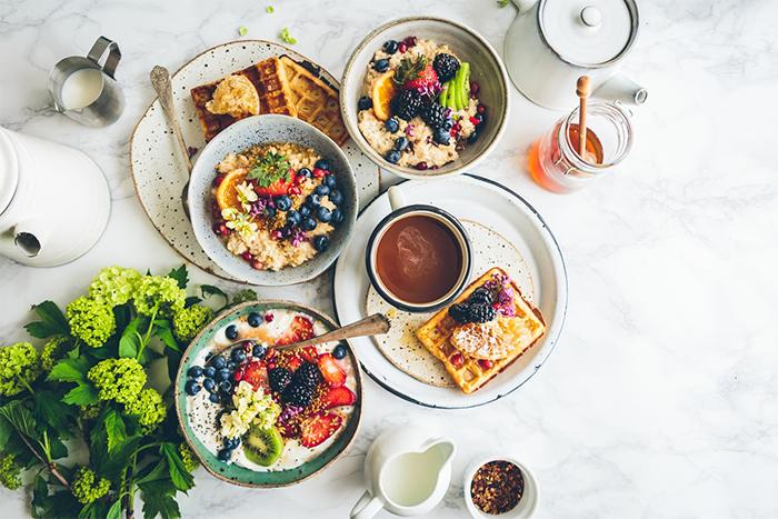早餐吃什麼 10種降體脂菜單 幫你月瘦3公斤1
