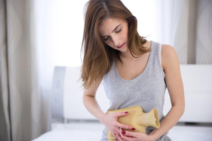 月經 生理期 水分也會流失過多 脫水