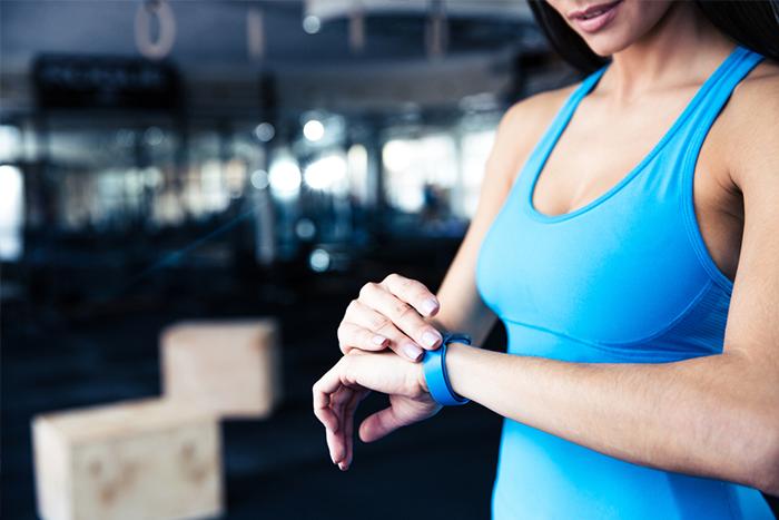 如何測量心率-運動手環