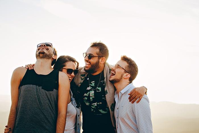 朋友陪伴 改善易怒體質 換位思考