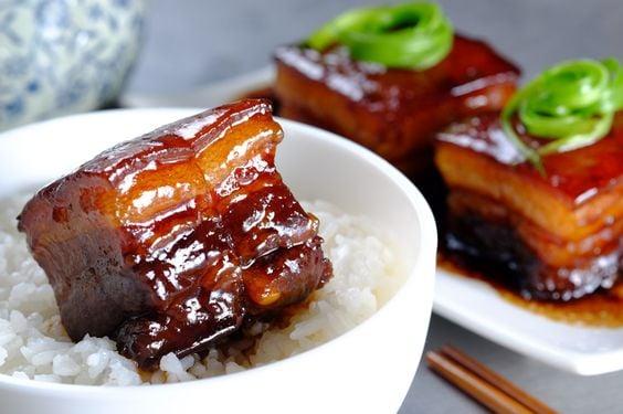 東坡肉 高油 高鹹 高熱量 肥肉