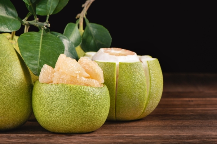 柚子除了吃還能拿來清潔