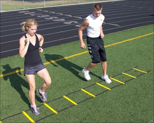 梯繩訓練敏捷速度 協調 雙腿肌力