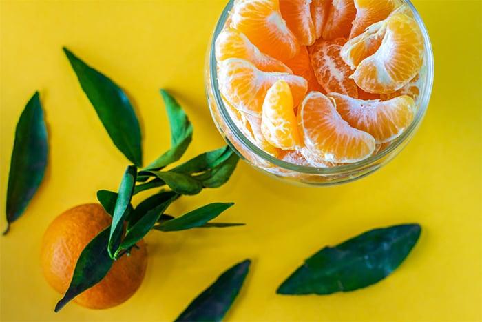 橘子的禁忌與迷思 吃橘子容易上火 攝取過多糖分