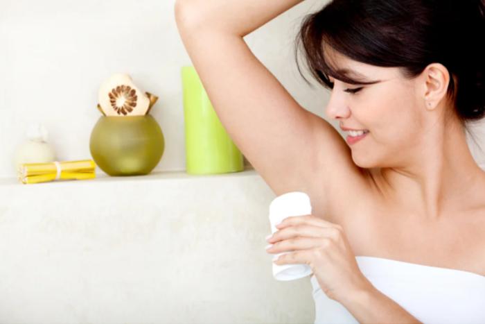 運動香水、爽身噴霧幫助改善汗臭味