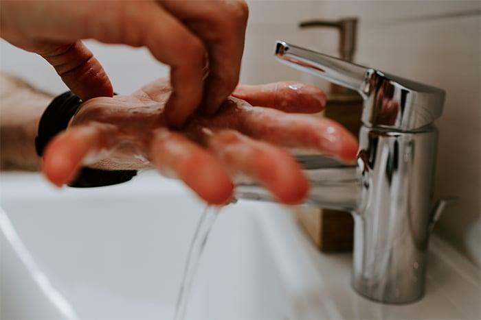 常洗手 減少雙手細菌 降低感染