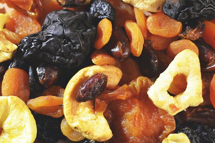 水果乾 加工糖分爆高 芒果乾 芭樂乾 糖分 色素