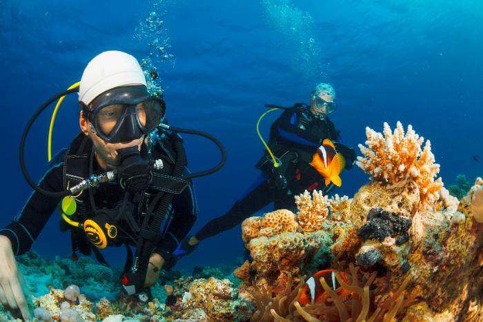 什麼是水肺潛水