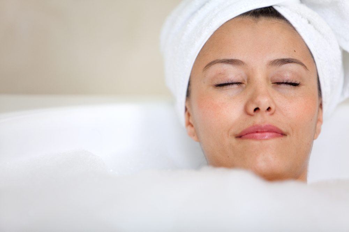 媽祖遶境腰酸背痛 泡澡有效舒緩