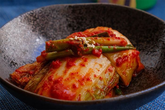 這8種食物讓吃素營養更完整-泡菜