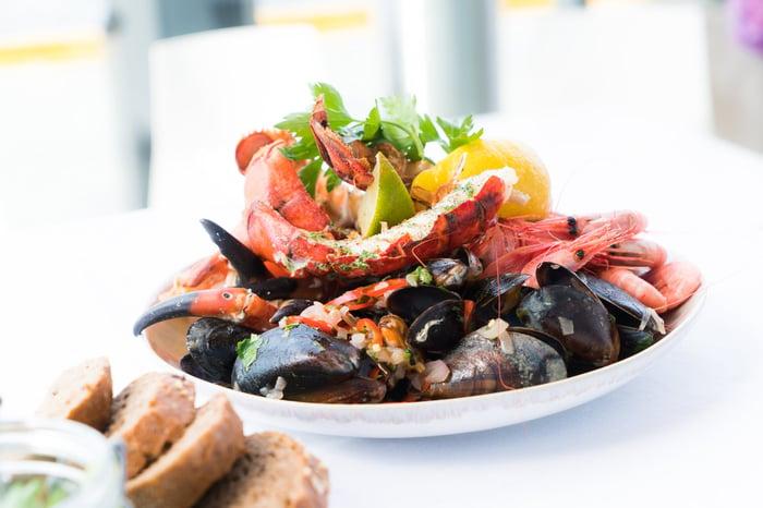 增加基礎代謝率食物 含碘食物 蛤蜊 牡蠣 蝦子