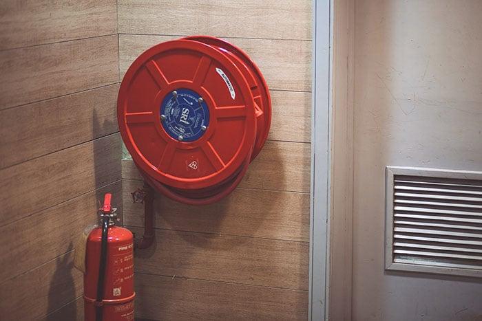 消防安全設施