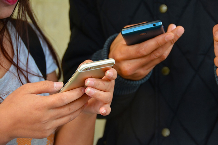 減少手機使用時間