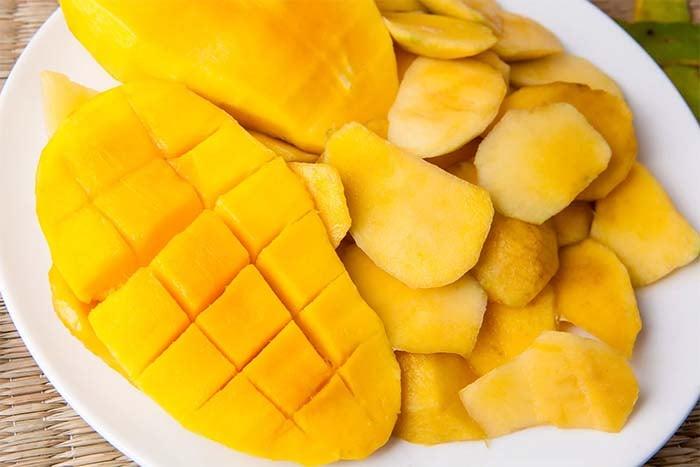 減肥中 不建議吃芒果