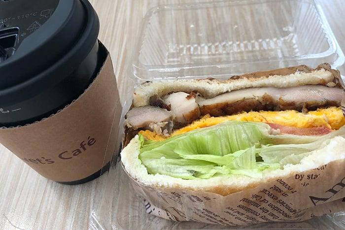 早餐店的減脂餐原則「不要加醬」