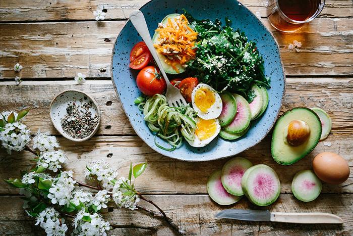 減脂菜單中應包括的7種食物