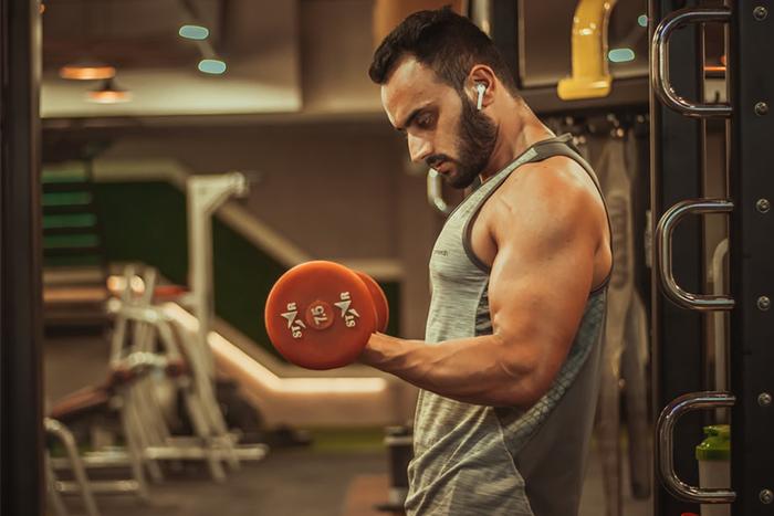 提高肌肉量有助持續減體脂肪